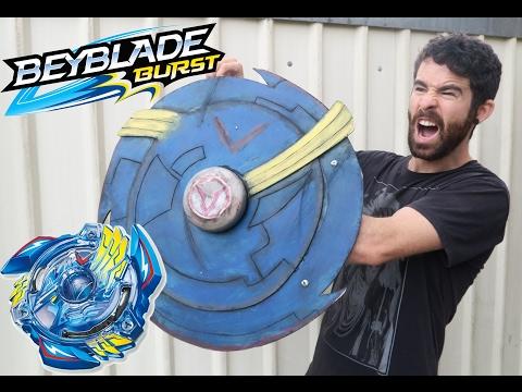 The Beyblade Burst Viking Shield - Victory Valkyrie