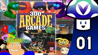 Vinny streams Cosmi Software: 300 Arcade Classics for PC live on Vinesauce! Subscribe for more Full Sauce Streams ▻ http://bit.ly/fullsauce YouTube Gaming ...