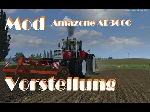 Amazone AD3000 v1.0 MR