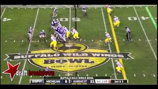 Jake Waters vs Michigan (2013)