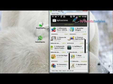 Descarga Google Play Store para Smartphone o Tablet Android en APK.