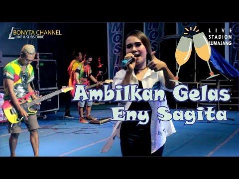 Ambilkan Gelas ( Versi Jandhut New Scorpio ) Eny Sagita Live Lumajang