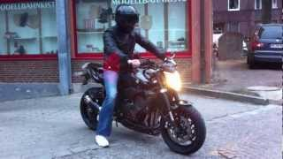 4. Yamaha FZ1 N 2011 TT