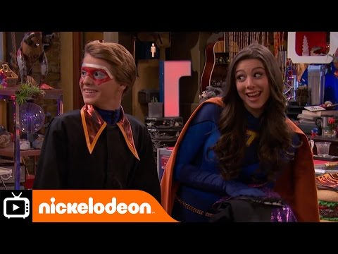 Henry Danger | Danger Meet Thunder | Nickelodeon UK