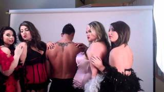 The Curvy Burlesque&Lingerie Fashion Show Promo Shoot! Coming Soon To Boise, ID Feb. 2012