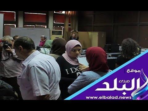 تنسيق الجامعات 2018 .. معامل جامعة القاهرة تستقبل طلاب المرحلة الأولى