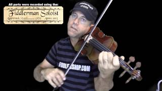 Section 5 - Fiddlerman Pachelbel Canon Project