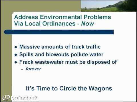 Fracking Shale Gas Industrialization &#8211; Video