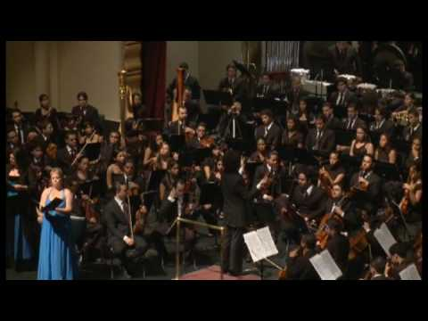 MAGDA NIEVES: MAHLER SYMP #2 IN C MINOR (RESURRECTION) PT 1
