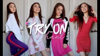 Video HUGE TRY-ON HAUL 2018 | FASHIONNOVA, PRETTYLITTLETHING, ZAFUL MP3, 3GP, MP4, WEBM, AVI, FLV Juni 2018