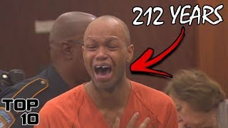 Video Top 10 Convicts Who Freaked Out After Given A Life Sentence MP3, 3GP, MP4, WEBM, AVI, FLV Januari 2019
