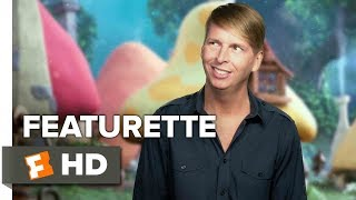 Smurfs: The Lost Village Featurette - Casting Jack, Joe and Demi (2017): Check out the new featurette starring Jack McBrayer, Demi Lovato and Joe Manganiello! Be the first to watch, comment, and share Blu-Ray Trailers, Behind-the-Scenes, deleted scenes, and bloopers dropping @MovieclipsExtras.► Available on FandangoNow: June 20, 2017Watch more Behind the Scenes: ► Deleted Scenes Playlist http://bit.ly/2oScGd1 ► Blue-Ray Behind the Scenes Playlist http://bit.ly/2nUYQt3 ► Bloopers Playlist http://bit.ly/2oSvZ6g In this fully animated, all-new take on the Smurfs, a mysterious map sets Smurfette and her friends Brainy, Clumsy and Hefty on an exciting race through the Forbidden Forest leading to the discovery of the biggest secret in Smurf history.Subscribe to EXTRAS: http://bit.ly/1u431frWe're on SNAPCHAT: http://bit.ly/2cOzfcyLike us on FACEBOOK: http://bit.ly/1QyRMsEFollow us on TWITTER: http://bit.ly/1ghOWmtSome of the best movie moments happen behind the scenes. Subscribe to the Fandango MOVIECLIPS Extras channel and get the latest behind the scenes footage, bloopers, music videos, and DVD extras. We don't just watch a movie, we watch the before and after and in-between too!