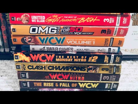 WCW DVD Collection Review