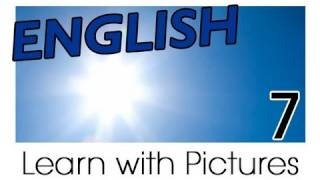 English Weather Vocabulary, Learn English Vocabulary With Pictures