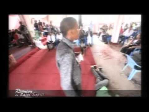 REUNION DU SAINT-ESPRIT : Opérer avec le ministère des anges 2