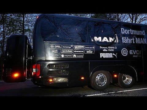 Γερμανία: Η αστυνομία συνέλαβε έναν ύποπτο για την επίθεση στο λεωφορείο της Ντόρτμουντ