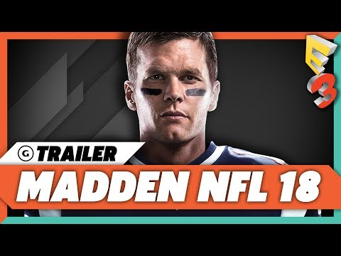 Madden 18 - Long Shot trailer