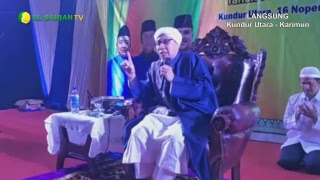 Buah Cinta Kepada Nabi Muhammad SAW | Tabligh Akbar Maulid Nabi | Kundur Utara | 16 Nov 2017