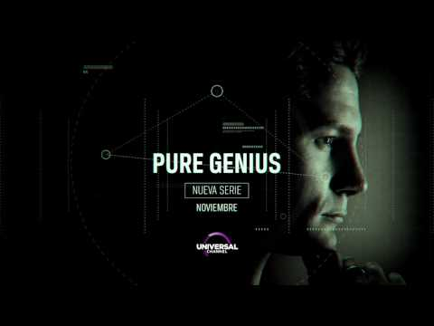 Pure Genius- Ideas que salvan vida. ESTRENO