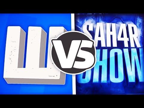 ШОК VS САХАР — БИТВА ЮТУБЕРОВ В CS:GO #16
