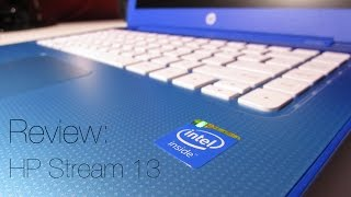 Review: HP Stream 13