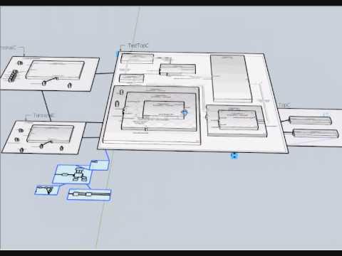 3D UML for Model Comprehension