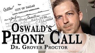 Video Lee Harvey Oswald's Final Phone Call Before His Assassination MP3, 3GP, MP4, WEBM, AVI, FLV Juni 2018