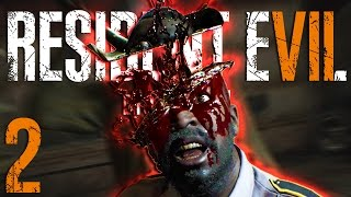 HE DIDN'T STAND A CHANCE... | Resident Evil 7 - Part 2