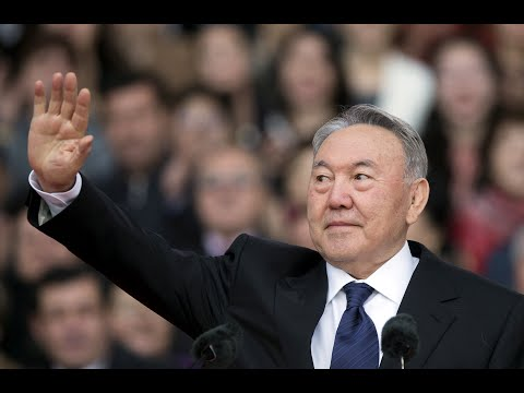 Kazakh President Steps Down after 30 Years