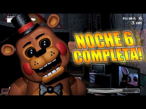 Download ÉPICA NOCHE 6 - Five Nights At Freddy's 2 | Fernanfloo HD Mp4 3GP Video and MP3