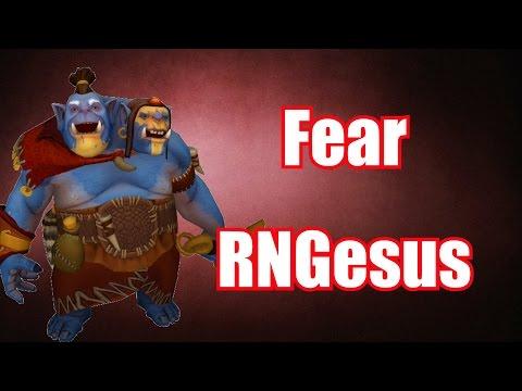 Fear - Ogre Magi RNGesus | Dota 2 Ranked Gameplay