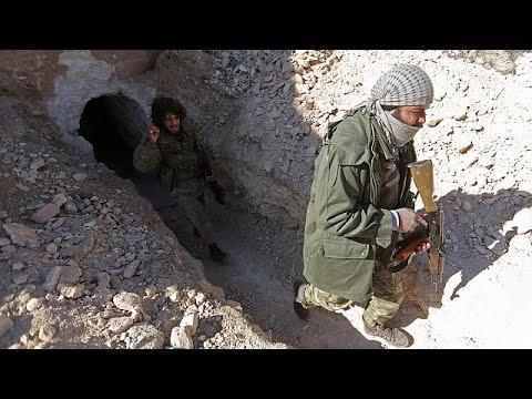 Θέμα χρόνου η ανακατάληψη της πόλης Αλ Μπαμπ