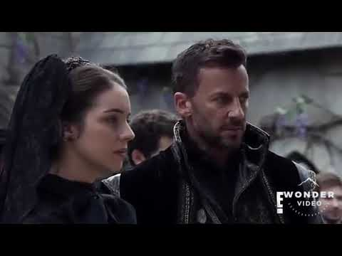 Reign 3x05 Francis's funeral scene