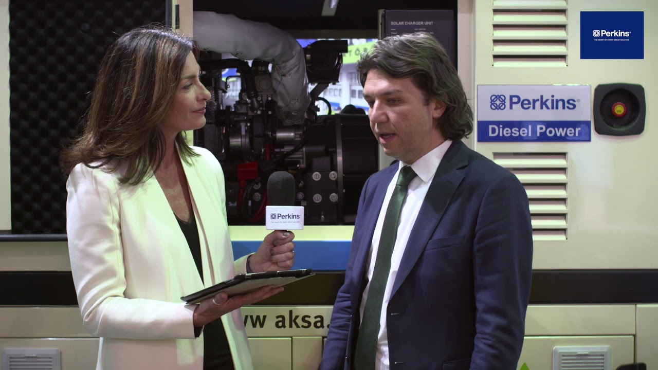 Barkin Dizdaroglu, European sales and marketing manager at Aksa, talks about Perkins Engines quality