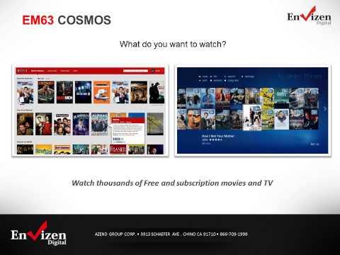 Envizendigital EM63 Cosmos Tablet PC