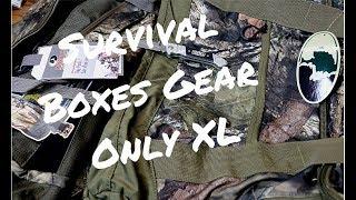 "Video SURVIVAL BOXES ""GEAR ONLY XL"" REVIEW - November 2018 MP3, 3GP, MP4, WEBM, AVI, FLV November 2018"