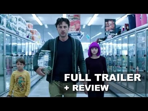 review trailer - Wish I Was Here debuts its official trailer for 2014, the Zach Braff Kickstarter movie! Watch it today with a trailer review! http://bit.ly/subscribeBTT Wish...