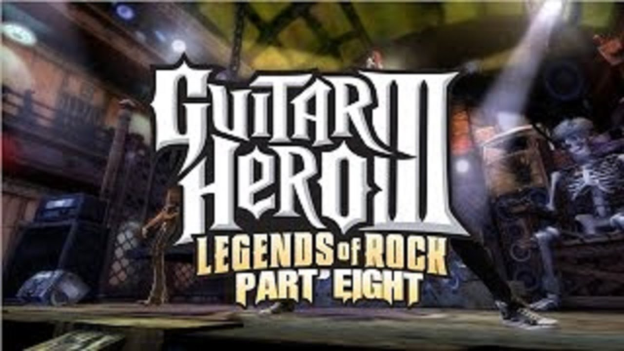 Guitar Hero 3 – Legends of Rock – Medium Difficulty [HD] Playthrough part 8 (Final)