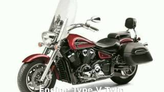 1. 2011 Yamaha V Star 950 Base - Specs