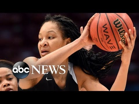 Growing outrage over high school star's suspension