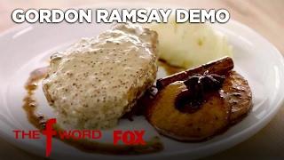 Video Gordon Ramsay's Pan Seared Pork Chop: Extended Version | Season 1 Ep. 2 | THE F WORD MP3, 3GP, MP4, WEBM, AVI, FLV Maret 2019