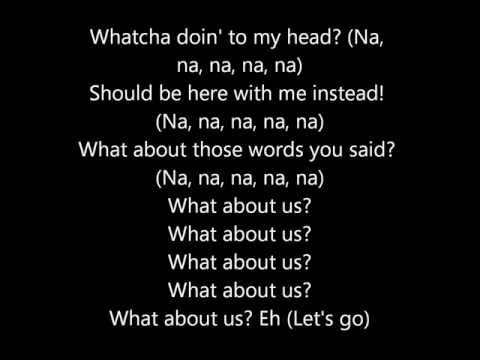 Copy Of The Saturdays Ft Sean Paul - What About Us