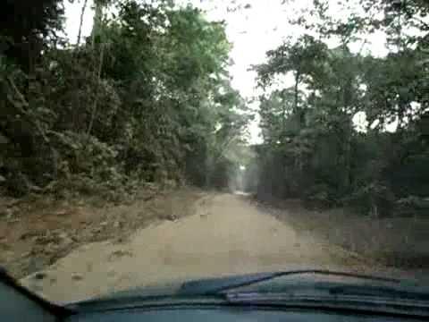 Estrada para União do Sul - MT