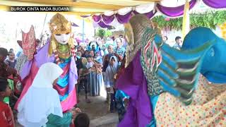 DEMEN BLI WAJAR ** BUROK CINTA NADA BUDAYA SHOW KARANGBALE - LARANGAN 11 SEPTEMBER 2018