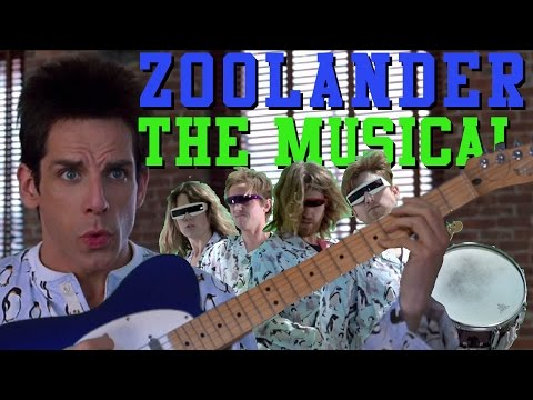 Zoolander: The Musical VIDEO