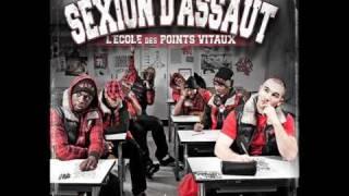 07 - La drogue te donne des ailes - Sexion d'Assaut  [Album - L'Ecole des points vitaux]