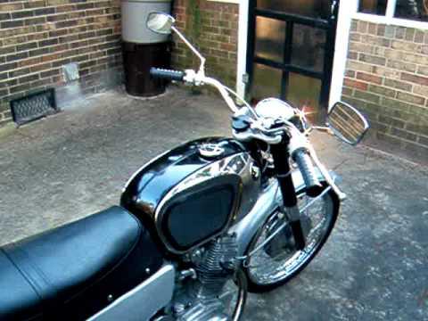 1964 Honda CB160