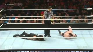 Nonton Roman Reigns vs Sheamus WWE World Heavyweight Championship match 14/12/2015 Film Subtitle Indonesia Streaming Movie Download