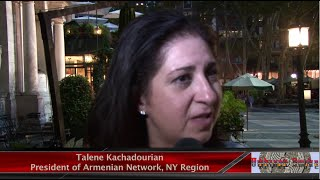 Armenian Network of America Greater New York Region: Annual Happy Hour Event, 2015
