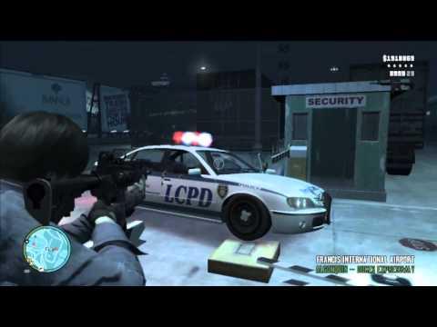 เกมGTA - GTA IV หรือ Resident Evil มาดูกัน ส่วนวิธีลงเกมส์นั้นผมทำตามพี่ Bay Riffer ครับ ให้ Credit By...